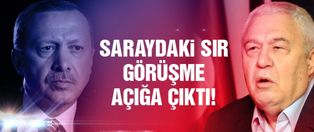 Cumhurbaşkanlığı Sarayı'nda sürpriz HDP ziyareti