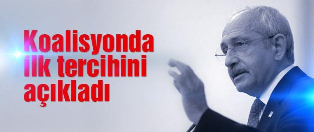 Kılıçdaroğlu: Yüzde 60'lık blok ilk tercih