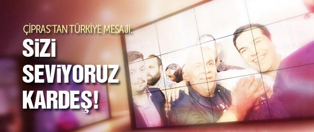 Çipras'tan Türkiye'ye mesaj: Sizi seviyoruz kardeş!