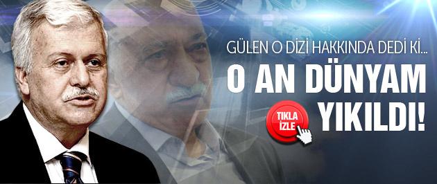 Hüseyin Gülerce'den STV bombası! Gülen bana dedi ki...