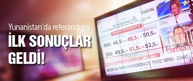 Yunanistan seçim sonuçları açıklanıyor