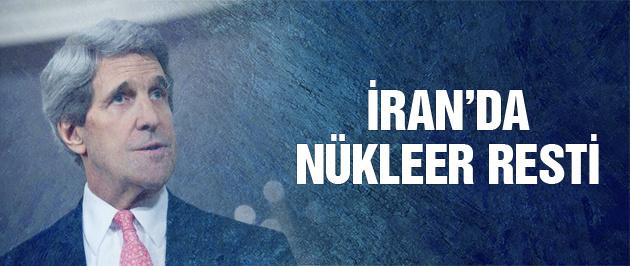 ABD'den İran'a nükleer resti!