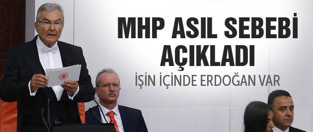 MHP Baykal olayında işin aslını açıkladı