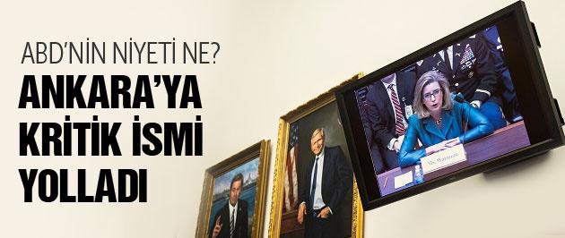 Pentagon'dan sürpriz Türkiye ziyareti