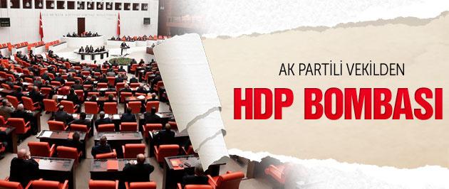 AK Partili vekilden HDP bombası İkiye bölünebilir