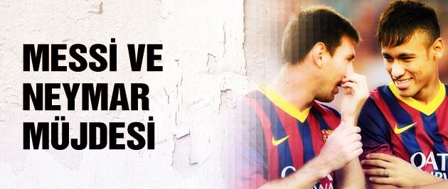 Dursun Özbek: Messi ve Neymar gelebilir