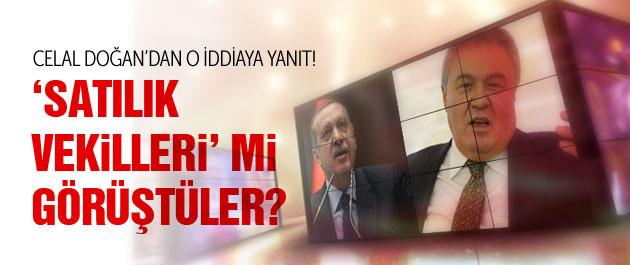 Celal Doğan, Erdoğan'la 'satılık vekilleri mi' görüştü?