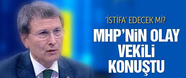 Yusuf Halaçoğlu'ndan CHP'ye 'dinsiz' yanıtı!