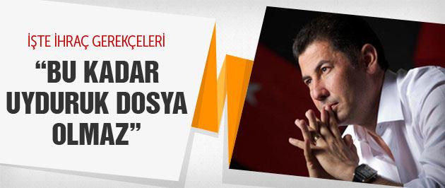 Sinan Oğan'dan ihraç kararıyla ilgili bomba açıklama!