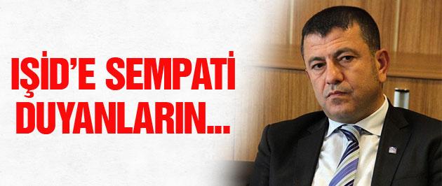 CHP'den Suruç saldırısına ilişkin sert sözler!