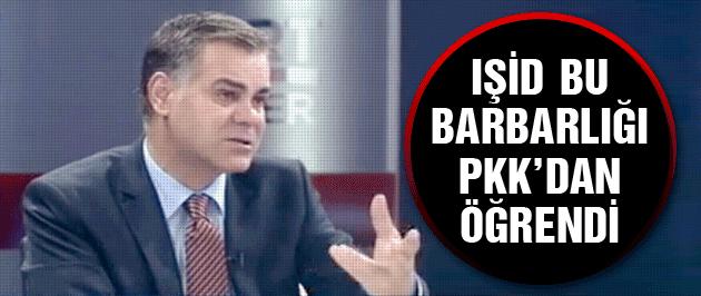 Süleyman Özışık anlattı: IŞİD barbarlığı PKK'dan öğrendi