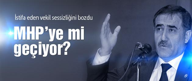 CHP'den istifa eden İhsan Özkes MHP'ye mi geçiyor?