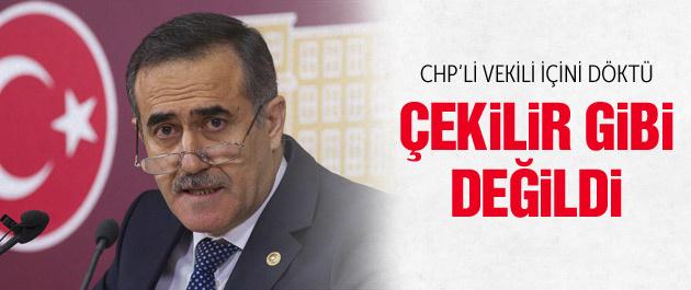 CHP'den istifa eden vekil fena bombaladı