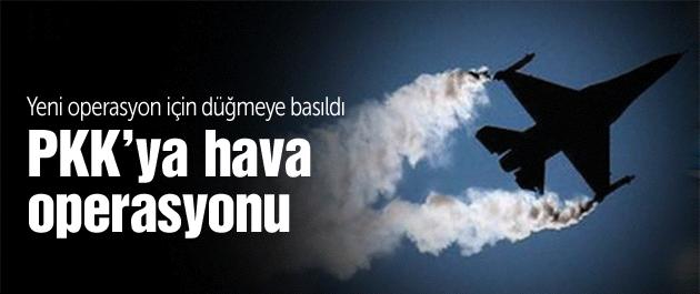 TSK'dan büyük PKK operasyonu!