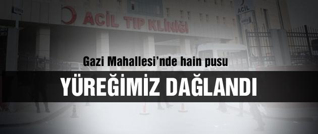 İstanbul'da son dakika şehit haberi