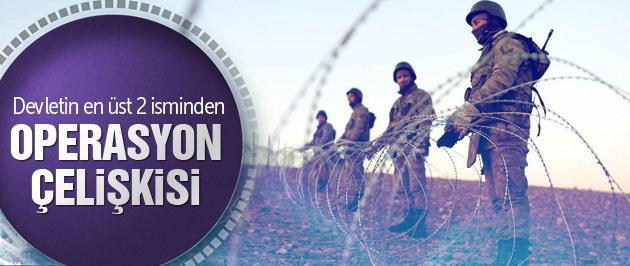 TSK Suriye'de savaşacak mı operasyon açıklaması