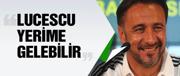 Vitor Pereira ve Volkan Demirel konuştu!