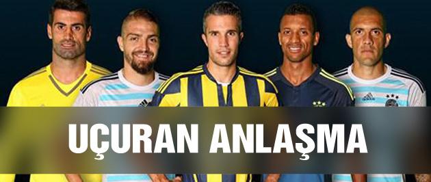 Fenerbahçe'yi uçuran haber