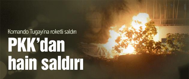 PKK'dan çok sayıda karakola silahlı saldırı!