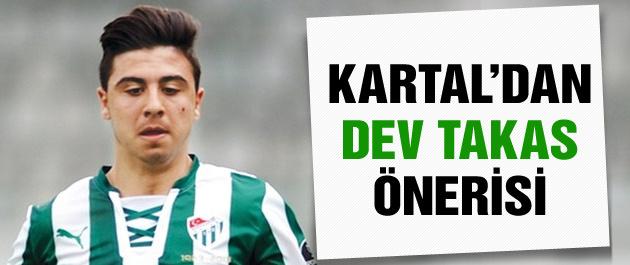Beşiktaş'ın Ozan Tufan teklifi!