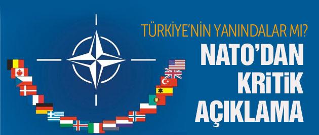 NATO Türkiye için olağanüstü toplandı işte karar