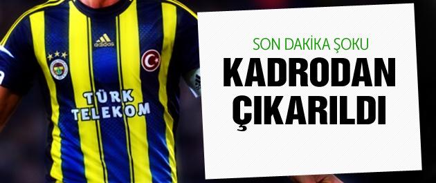 Fenerbahçe'ye Gökhan Gönül şoku!