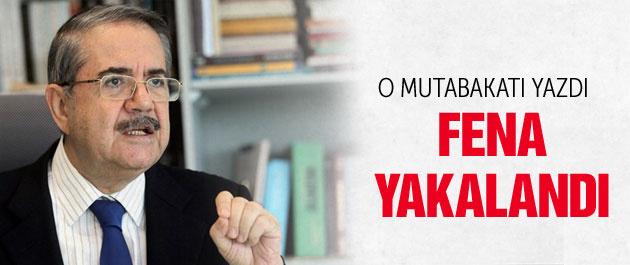 Taha Akyol Demirtaş'ı fena yakaladı