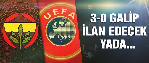 Ve Fenerbahçe'den itiraz