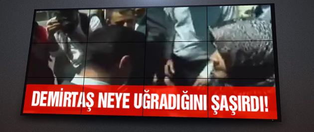 Başörtülü kadından Demirtaş'a çözüm süreci tepkisi