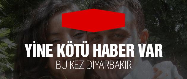 Diyarbakır'dan kötü haber yine şehit var