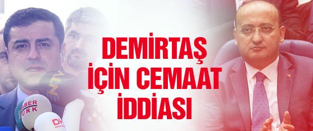 Yalçın Akdoğan'dan Demirtaş bombaları