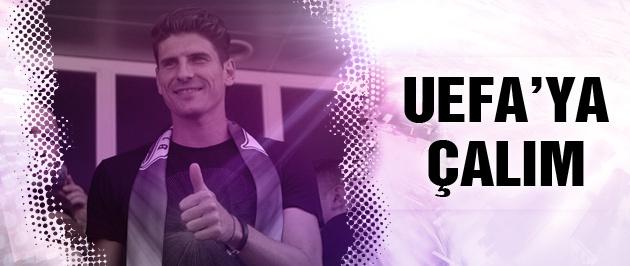 Beşiktaş'tan UEFA'ya Gomez çalımı