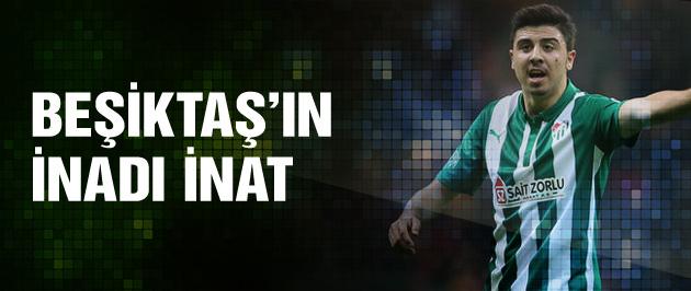 Beşiktaş'ın Ozan Tufan inadı!