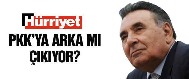 Aydın Doğan Grubu PKK'yı mı destekliyor?
