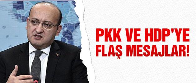 HDP kapatılacak mı? Yalçın Akdoğan'dan kritik mesaj!