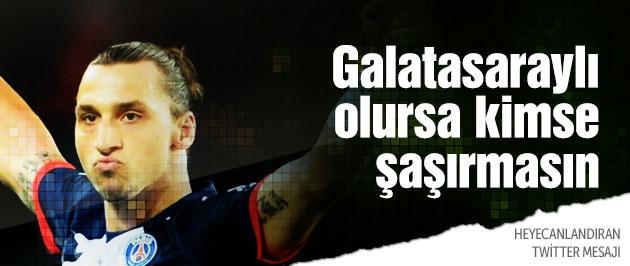 Galatasaraylılar'ı heyecanlandıran mesaj