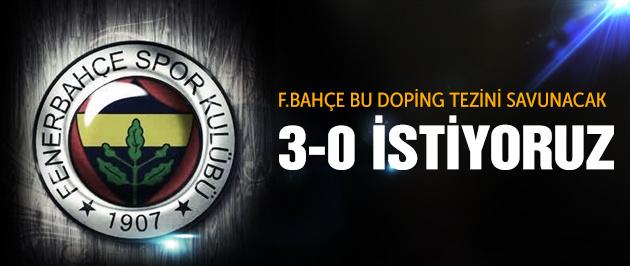 Fenerbahçe Shakhtar'a karşı bu tezi savunacak