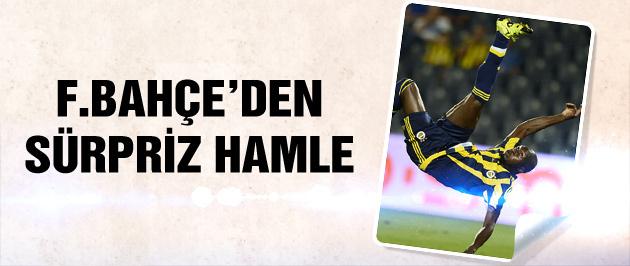 Fenerbahçe transfer haberleri sürpriz hamle