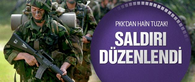 TSK PKK çatışması Saldırı düzenlendi