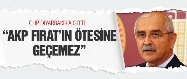 'AKP artık Fırat'ın ötesine geçemez!'