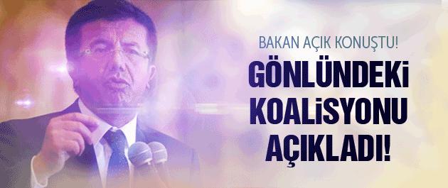 Bakan Zeybekçi: Gönlüm CHP'den yana ama...