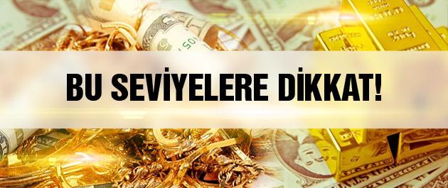 Altın fiyatları bugün sert düşüşte dolar kuru son durum ne?