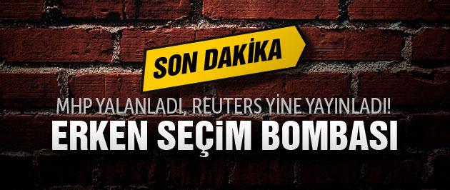 MHP'den flaş erken seçim ve azınlık hükümeti açıklaması