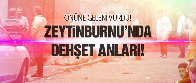 Zeytinburnu'nda cinayet: 2 ölü, 2 yaralı
