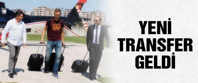 Bursaspor'un yeni transferi Türkiye'de