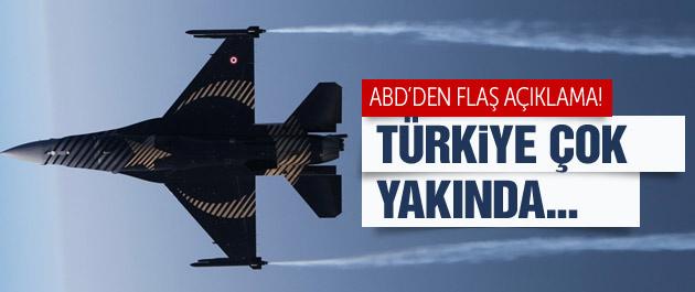 ABD'den flaş açıklama: Türkiye çok yakında...