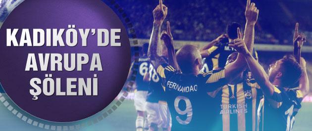 Fenerbahçe Atromitos'u yendi tur atladı