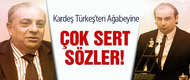 Kardeş Türkeş'ten ağabey Türkeş'e sert gönderme!