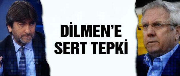 Yıldırım'dan Rıdvan Dilmen'e sert tepki!