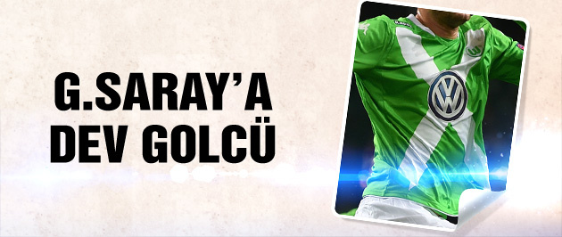 Galatasaray'a dev golcü